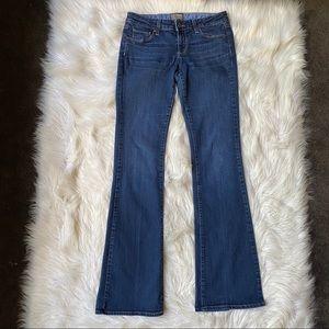 women's paige wide legged jeans